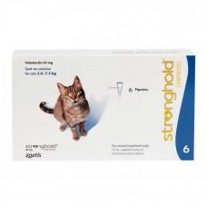 ストロングホールド(EU版レボリューション)猫用6本
