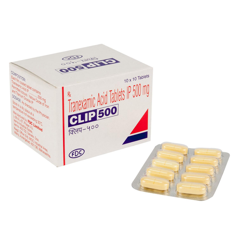 トラネキサム酸錠500mg(トランシーノ)100錠