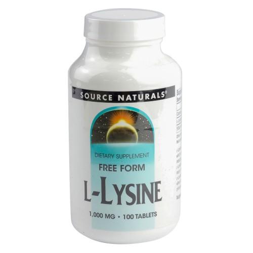 Lリジン1000mg(必須アミノ酸)