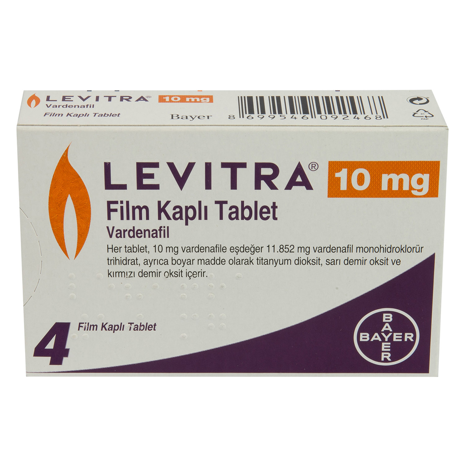 Levitra for pe