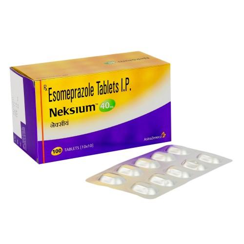 ネキシウム(エソメプラゾール)20mg