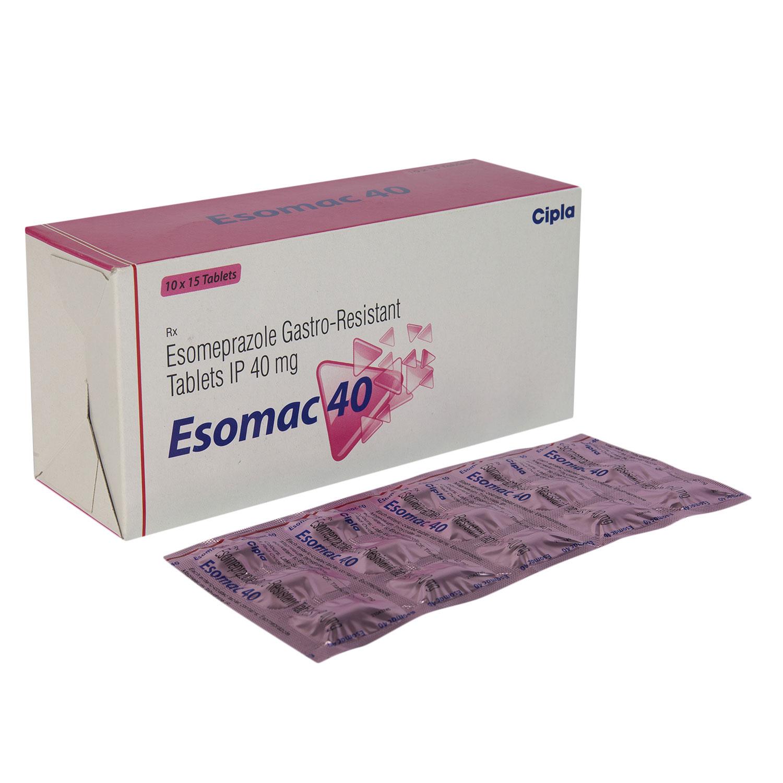 エソマック(ネキシウムジェネリック)40mg