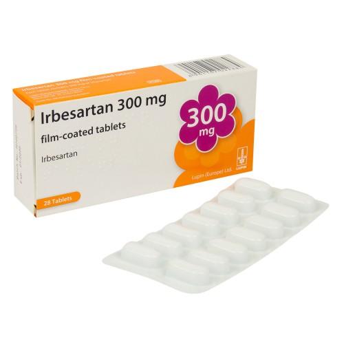 イルベサルタン(イルベタン錠ジェネリック)300mg
