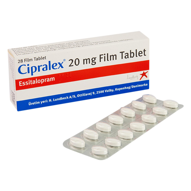 シプラレックス20mg28錠