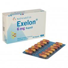 エクセロン(リバスチグミン)6mg