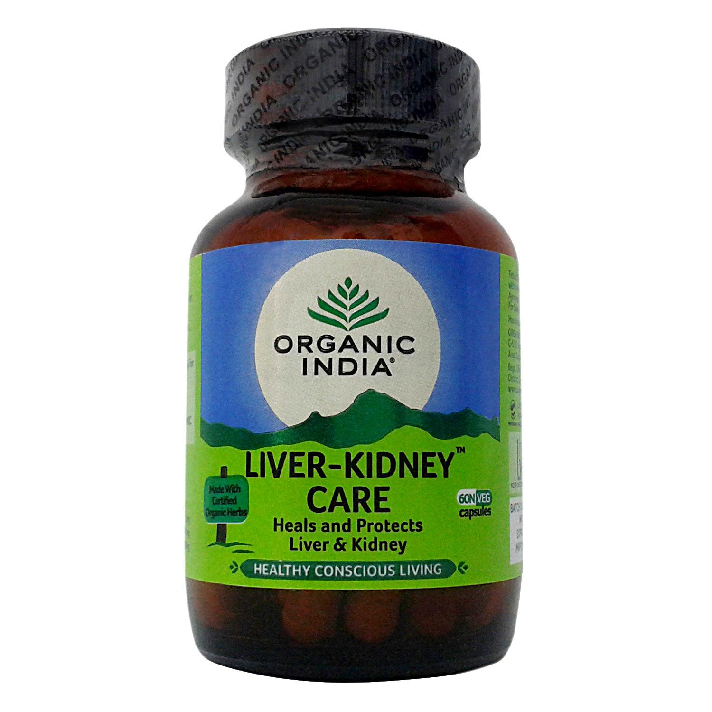 肝臓腎臓ケア(LKC)|オーガニックインディア