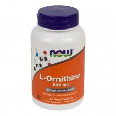 L-オルニチン500mg(お得な120粒)