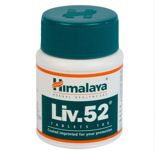 【ヒマラヤ】Liv52HB(慢性肝炎)1箱