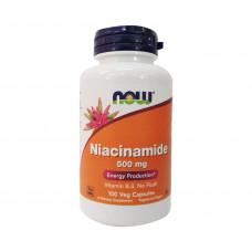 ナイアシンアミド500mg(ビタミンB3)