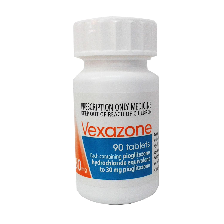 ピオグリタゾン錠30mg(アクトスジェネリック)