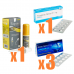 AGA治療クリニック処方薬セット(1ケ月分)