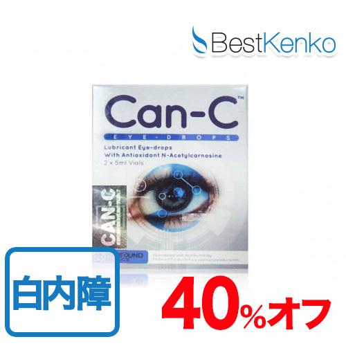 【40%オフ】キャンC(白内障点眼薬)