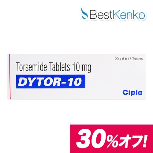 【30%オフ】ダイトール(トラセミド)10mg