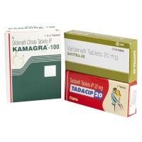 1番人気ED治療薬ジェネリック3種スペシャルセット(カマグラ・タダシップ・サビトラ)