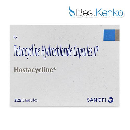 レステクリン(塩酸テトラサイクリン)250mg