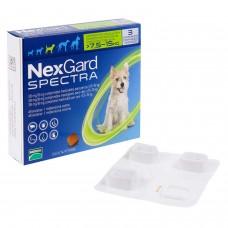 ネクスガードスペクトラ(中型犬用7.5~15kg未満)