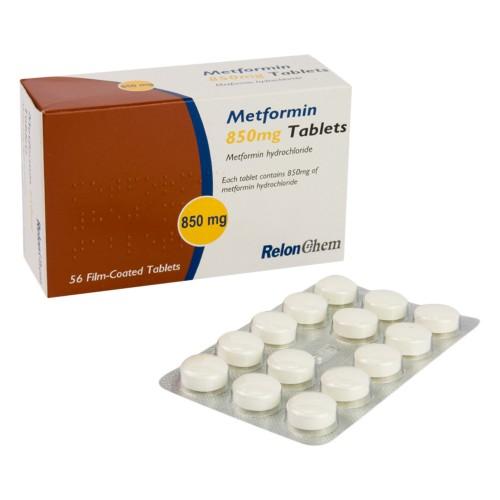 メトホルミン850mg(消費期限2018年1月31日まで)