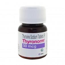 タイロノーム(レボチロキシンナトリウム)50μg (mcg)