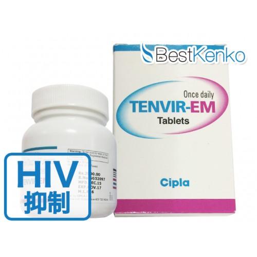 テンビルEM(ツルバダ配合錠ジェネリック)