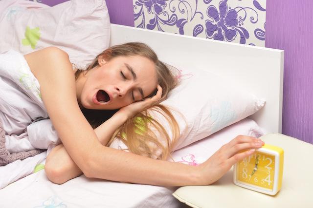 朝起きられない起床障害の原因は?